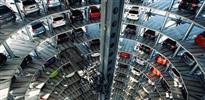 Araçları robotlar park edecek