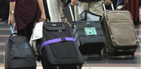 CHP'nin uçağında bavul krizi