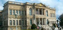 Dolmabahçe'de sürpriz zirve