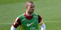 Wesley Sneijder röportajı yalan mı?