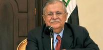 Talabani'ni iyileşiyor