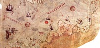 Piri Reis'in haritası kopya mı?
