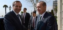 Antonis Samaras Türkiye'de