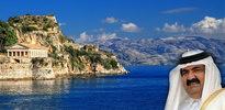 Yunanistan'da ada bırakmadı
