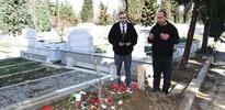 Gürses'in mezarında nöbet