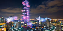İhtişam şehri Dubai