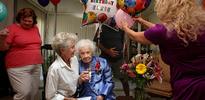 ABD'nin en yaşlısı öldü