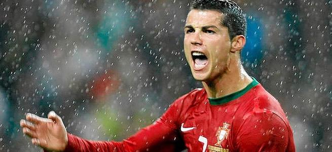 Ronaldo'nun takip ettiği Türk kızı