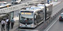 Metrobüs üzerinde ceset!