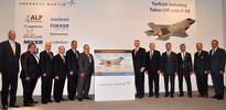 F-35'e 10 Türk şirketten imza