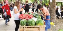 Seyyar satıcılara 'Gezi' yasağı