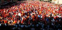 AKP'den iki büyük miting kararı!