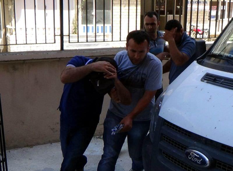 Reyhanlı failleri tutuklandı