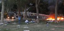 Çadırları kim yaktı?