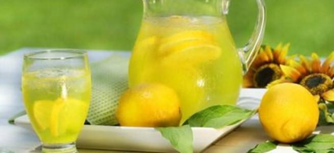 Limonata nasıl yapılır? İşte limonata tarifi