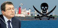Karamehmet'in tankeri kaçırıldı!