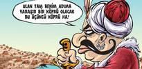 Leman'dan Sultan Selim'e hakaret
