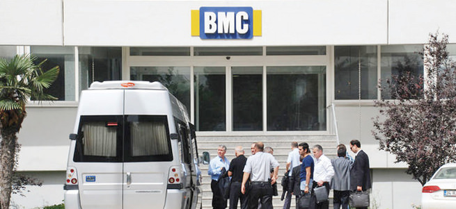 BMC'de son durum!