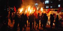 Şırnaklılar PKK'ya tepki gösterdi
