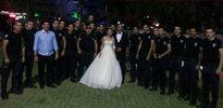 Çevik damadın düğün hatırası