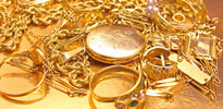 Çalıntı altınların sahipleri aranıyor