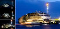Costa Concordia yeniden ayakta