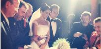 Beşerler evlendi!