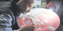 Piri Reis'in haritası çinide