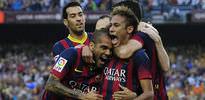 El Classıco'nun galibi Barça!