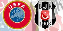 UEFA'dan BJK'ye şok!
