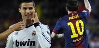 Messi'yi solladı!