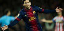 Messi moralleri bozdu