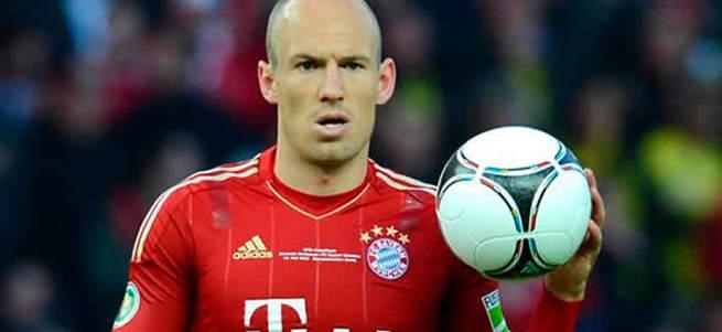 Fener'e Robben Müjdesi!