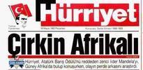 Hürriyet'in Mandela çarkı