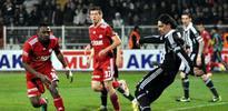 BJK Sivasspor'la karşılaşıyor