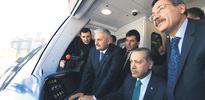 'Hamaset değil iş üretiyoruz'