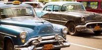 Küba otomobillerini yeniliyor