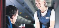Uçakta alkol servisi bitiyor mu?