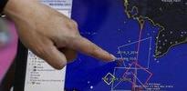 Kayıp Malezya uçağının yeri tespit edildi