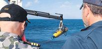 Robot denizaltılar taradı