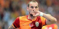 Sneijder G.Saraylıları şoke etti