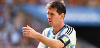 Messi'nin acı günü!