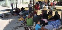 Evlerde kalan Suriyeliler kampa alınıyor