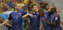 Hollanda da acımadı