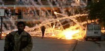 İsrail zehirli gaz kullanıyor