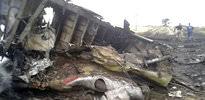 '298 kişiyi taşıyan uçak düşürüldü'