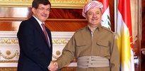 Davutoğlu-Barzani toplantısında tercüme şaşkınlığı