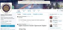 Hacklenen üniversitenin hesabından ırkçı tweet