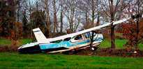 Şaşkın hırsızların uçakla soygun planı tutmadı