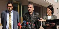 Yalçın Akdoğan HDP heyeti ile görüştü
